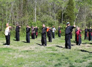 eight gates of tai chi
