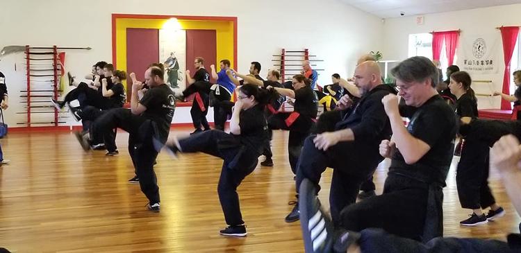 martial arts Charlotte